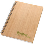 Wiro Pad with bamboo cover